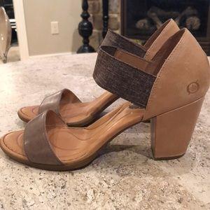 Shoes - Born comfort heels